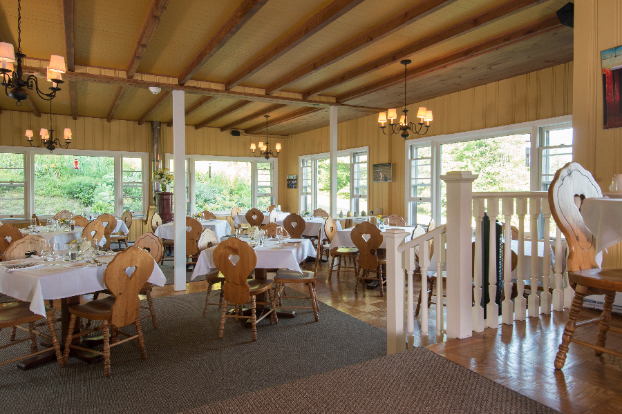 Main Inn Dining Room