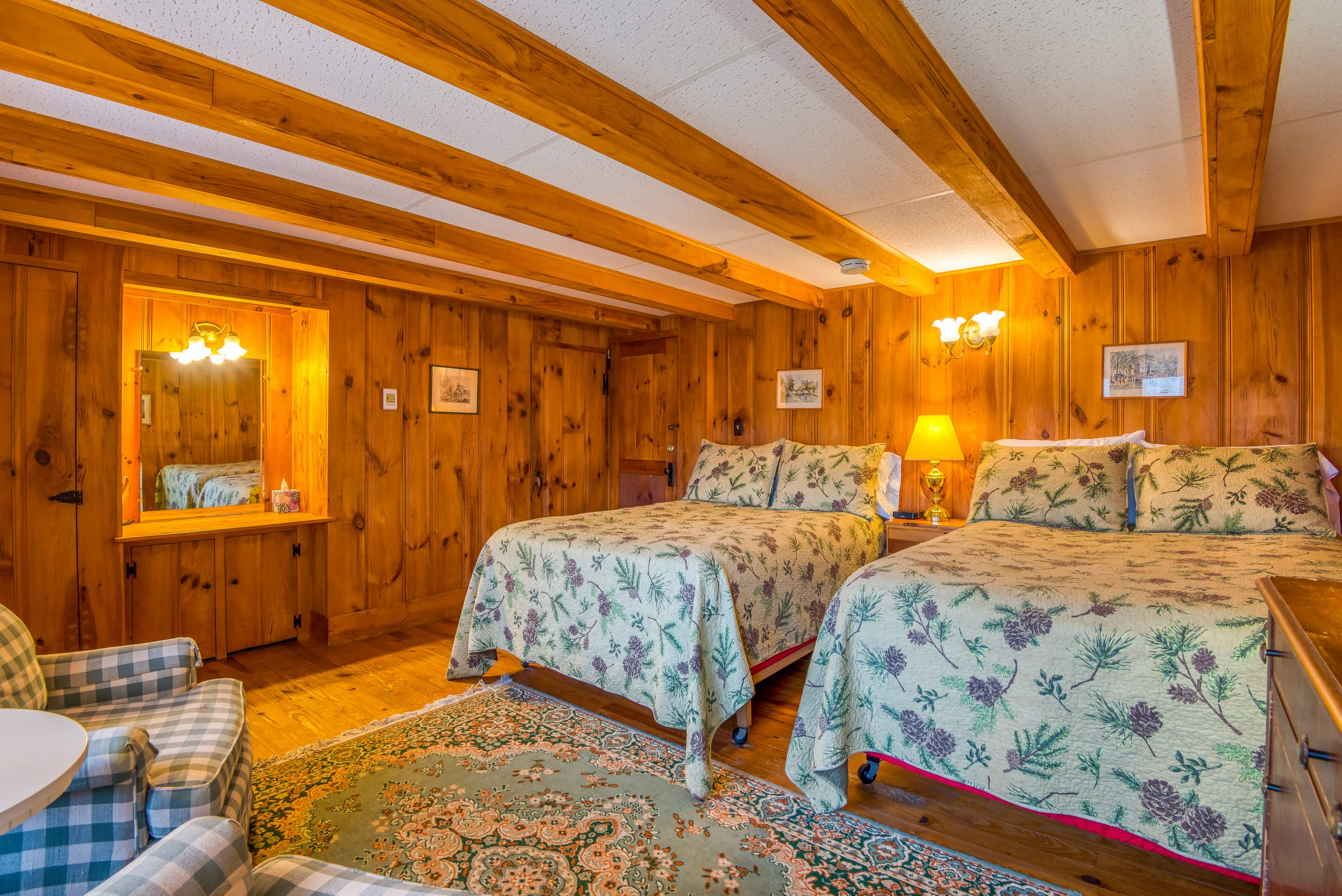Carriage House Room 1