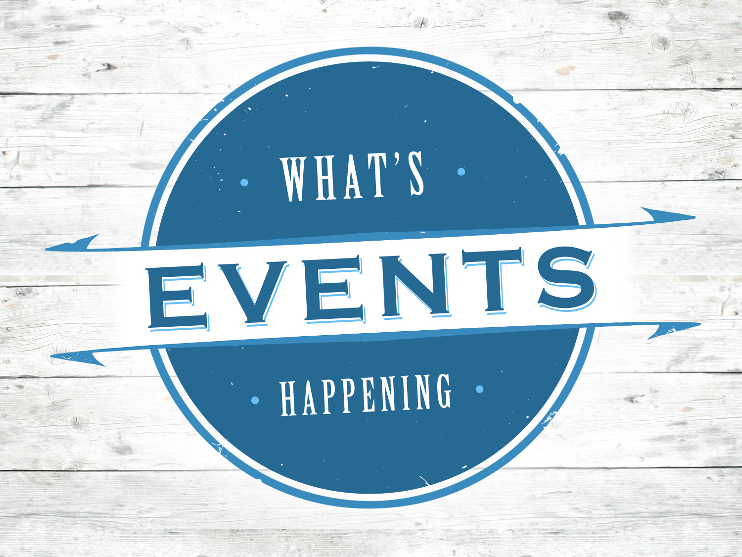 Awesome Upcoming Events