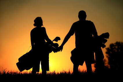 Romantic Golf Getaway