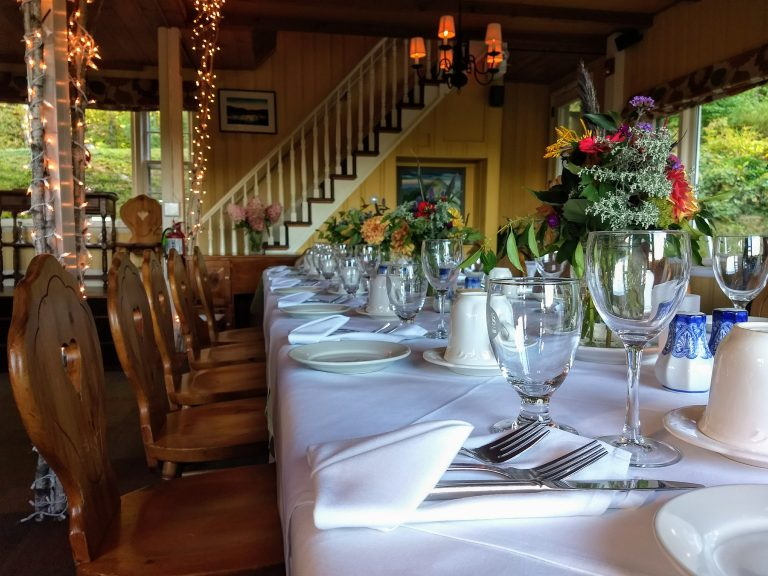 Your Romantic White Mountain Venue