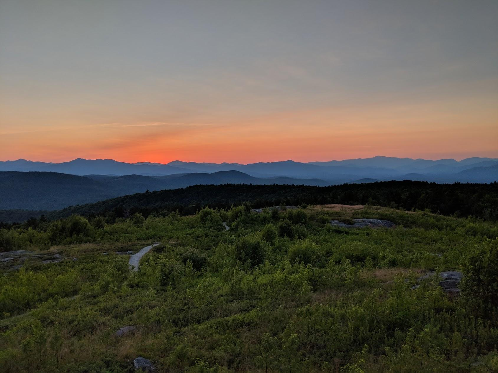 the best hiking in NH