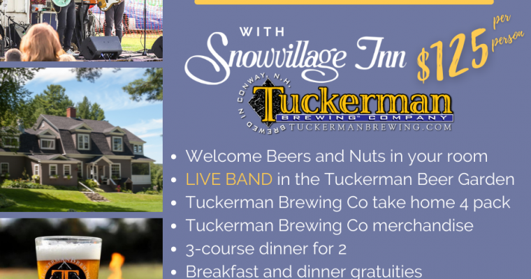Bands and Brews with Snowvillage Inn